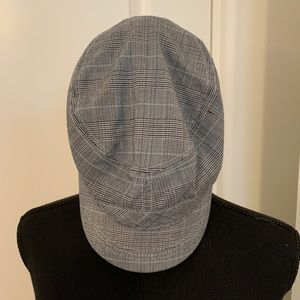 Patterned Flat Cap from America Eagle